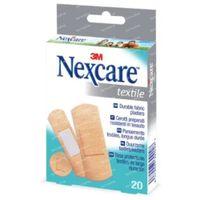 Nexcare Flexible Textile Universal 20 stuks