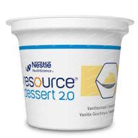 Resource Dessert 2.0 Vanille 4x125 g