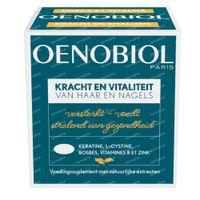 Oenobiol Kracht & Vitaliteit van Haar en Nagels 60  capsules