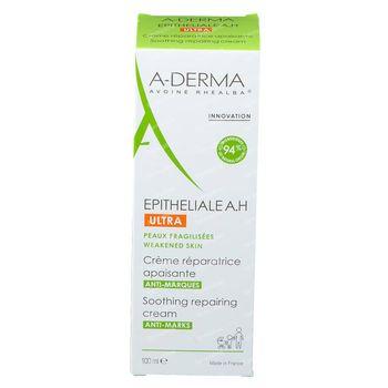 A-Derma Epitheliale A.H. Ultra Crème Réparatrice Apaisante 100 ml