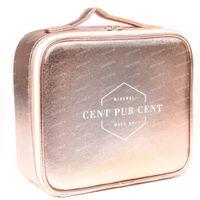 Cent Pur Cent Valise de Maquillage 1 pièce