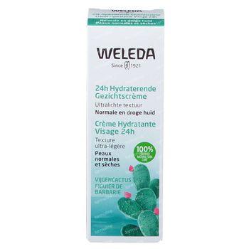 Weleda 24h Hydraterende Gezichtscrème 30 ml
