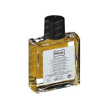 Proraso Sandalwood Lotion Après-Rasage 100 ml