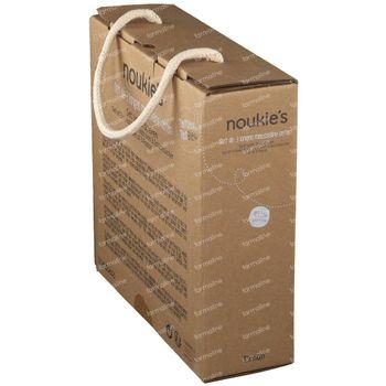 Noukie's Tissus Tetris Bio Cotton 70x70cm Rose 3 pièces
