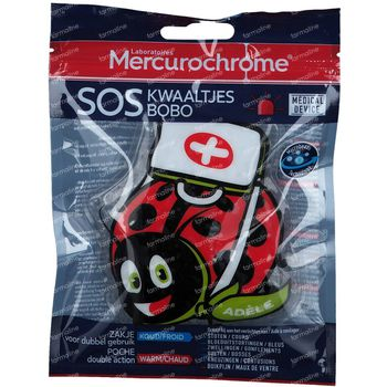 Mercurochrome SOS BOBO 1 pièce