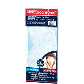 Mercurochrome Masker met Dubbele Werking 1 stuk