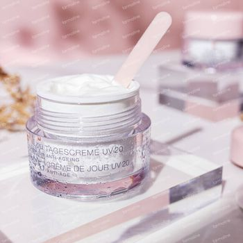 Louis Widmer Crème de Jour SPF20 Légèrement Parfumée 50 ml