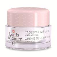 Louis Widmer Dagcrème SPF20 Zonder Parfum 50 ml