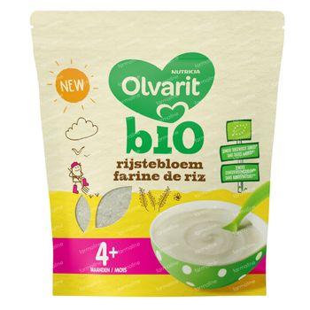 Olvarit Rijstbloem Granen Bio +4 Maanden 180 g