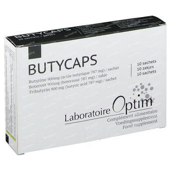 Optim Butycaps 10 sachets
