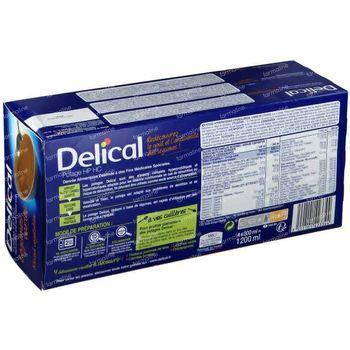 Delical Soep HP-HC Groentemengeling 4x300 ml