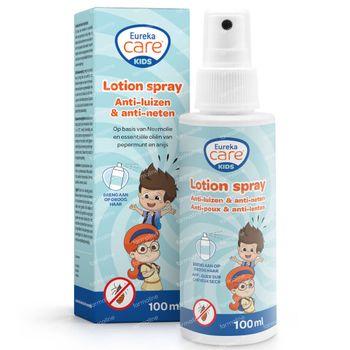 Eureka Care Anti-Luizen en Neten Lotion Spray 100 ml