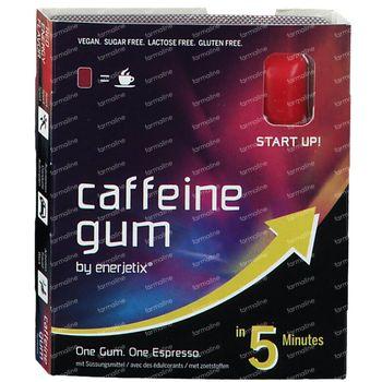 Enerjetix Caffein Gum Red Energy 9x2,5 g