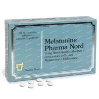 Pharma Nord Melatonine 3mg 30  comprimé