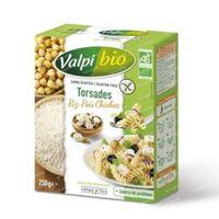 Valpi Bio Torsades Riz - Pois Chiches 250 g