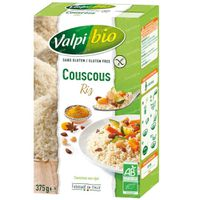 Valpi Bio Couscous Riz 500 g