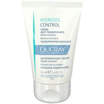 Ducray Hidrosis Control Crème Verlaagde Prijs 50 ml