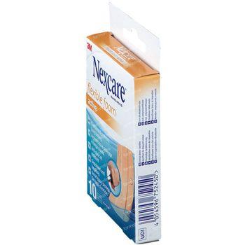 Nexcare Flexible Foam Active 10 stuks