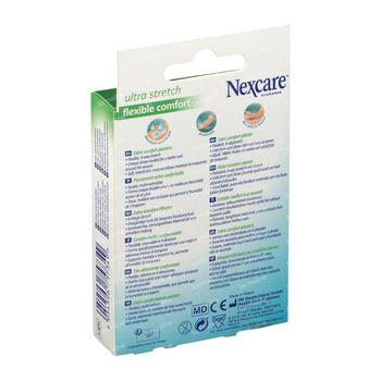 Nexcare Ultra Strech Comfort and Flex Pleisters 30 stuks