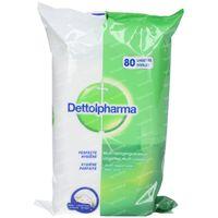 Dettolpharma Wipes 80 stuks