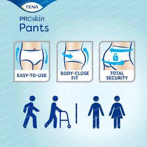 TENA ProSkin Pants Normal Medium 18 pièces