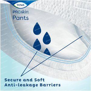 TENA ProSkin Pants Plus Extra Large 12 pièces