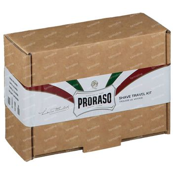 Proraso Shave Travel Kit 1 set