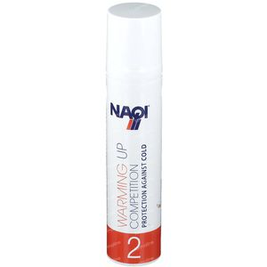 Naqi Warming Up Competition 2 Nouvelle Formule 100 ml