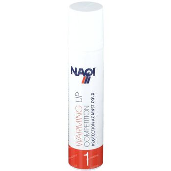 Naqi Warming Up Competition 1 Nouvelle Formule 100 ml