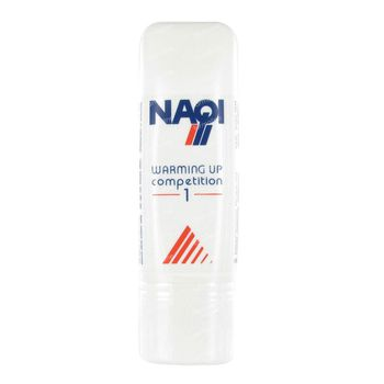 Naqi Warming Up Competition 1 Nouvelle Formule 500 ml