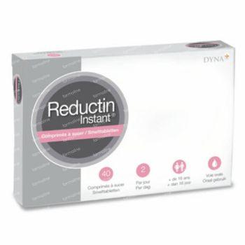 Reductin Instant 40 tabletten
