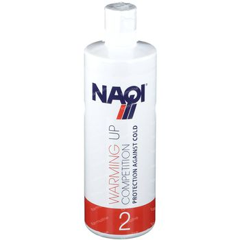 Naqi Warming Up Competition 2 Nouvelle Formule 500 ml