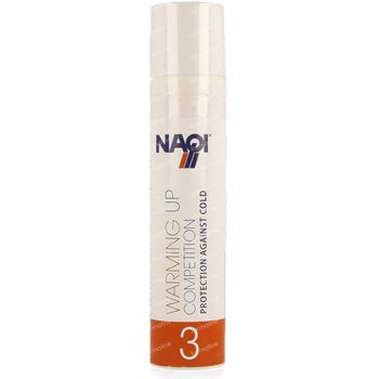 Naqi Warming Up Competition 3 Nouvelle Formule 100 ml