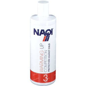 Naqi Warming Up Competition 3 Nouvelle Formule 500 ml