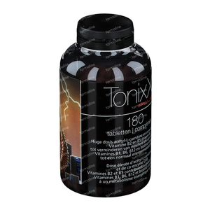 TonixX Plus 180 tabletten