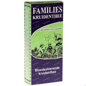 Colin Labo Kruidenthee Familie 100 g
