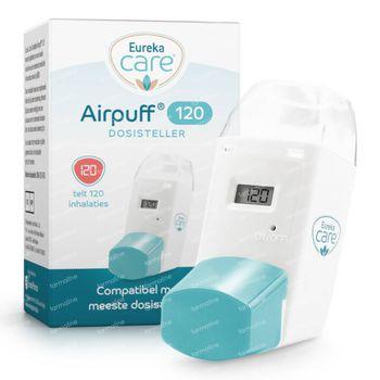 Eureka Care Airpuff 120 - Dosisteller 1 stuk