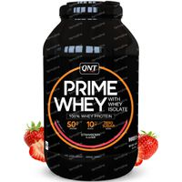 QNT Prime Whey Aardbei 2 kg