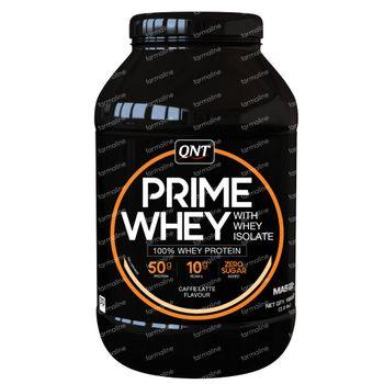 QNT Prime Whey Coffee Latte 908 g