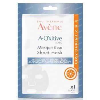 Avène A-Oxitive Mask Antioxiderend SOS Sheet Masker 18 ml