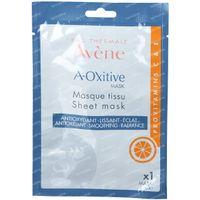 Avène A-Oxitive Mask Masque Tissu SOS Antioxydant 18 ml