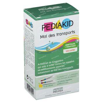 Pediakid Mal des Transports 10 stick(s)