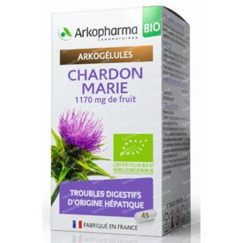 Arkocaps Mariadistel Bio 45 capsules