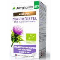 Arkocaps Mariadistel Bio 150  capsules