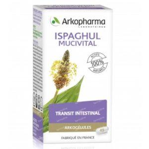 Arkocaps Mucivital Ispaghul Bio 45 capsules