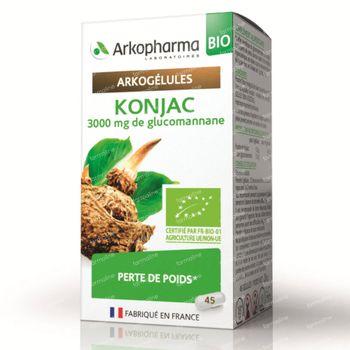Arkocaps Konjac Bio 45 capsules