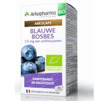 Arkocaps Blauwe Bosbes Bio 40  capsules