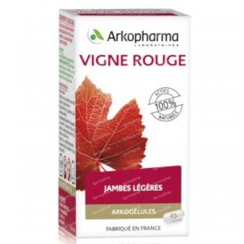 Arkogélules Vitiven Vigne Rouge Bio 45 capsules