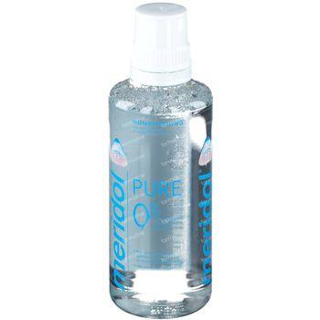 Meridol Bain de Bouche Pur 0 % 400 ml