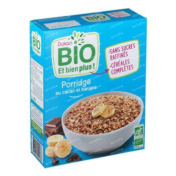 Dukan Porridge Banane-Chocolat Bio 300 g